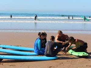 6 Days Surf Camp for Surfers of All Levels in Tamraght, Agadir