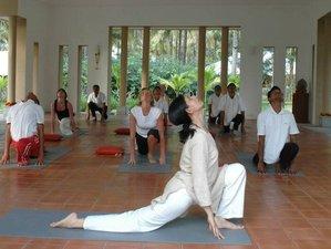 22-Daagse Panchakarma Detox, Meditatie en Yoga Retraite in Karnataka, India