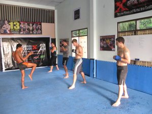 1 Week Martial Arts and Fitness Training in Khao Lak, Thailand