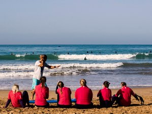 30 Day Beach Coworking Vacation with Surf and Yoga in the Heart of Taghazout Bay, Tamraght