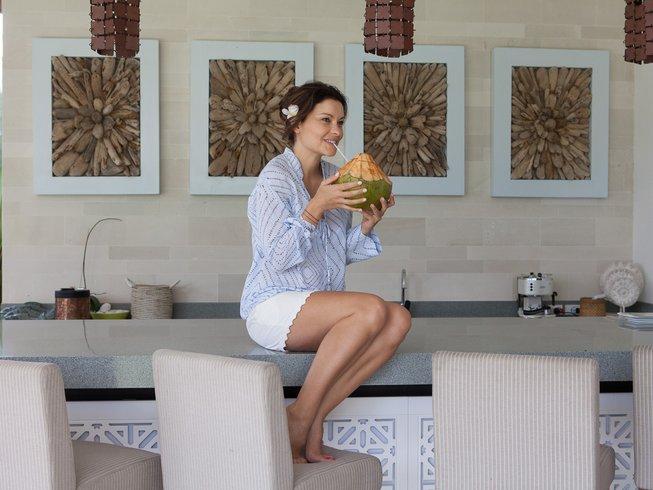 6 Days Wellness Culinary Holiday in Bali