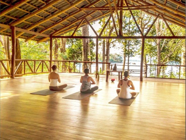 Exploring the Elements: Water and Yoga Retreat in Costa Rica