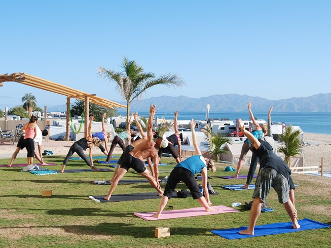 7 Days Friendly Environment Yoga Retreat in Mexico