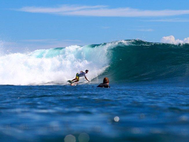 7 Days Galapagos Surf Camp in Santa Cruz Island, Galapagos, Ecuador