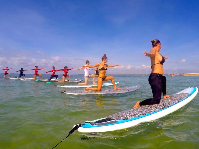 7-Daagse SUP en Yoga Retraite in Bali, Indonesië