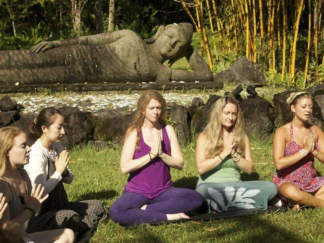 31 jours-300h de formation de professeur de yoga avancée à Hawaï