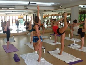 8 Days Hot Bikram Yoga & Pilates in Koh Samui, Thailand
