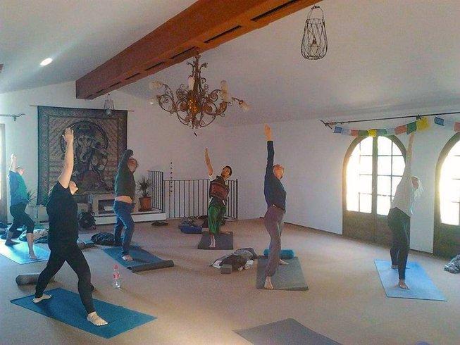 4 Days Yoga and Meditation Holiday on Nature, Barcelona, Spain