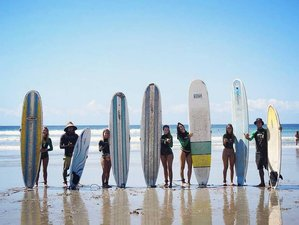 7 Days Spanish Lesson and Surf Camp in Santa Teresa, Costa Rica