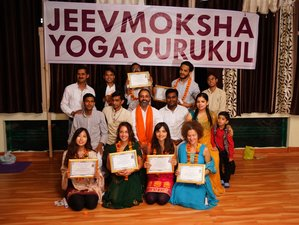 69 Days 500-Hour Yoga Teacher Training in India