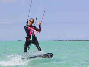 8 Day Deluxe Women´s Kiteboarding and Yoga Holiday in Belize