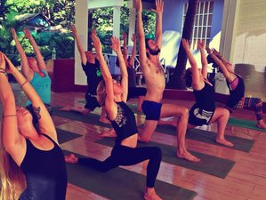 8 jours en stage de yoga et culture à Goa