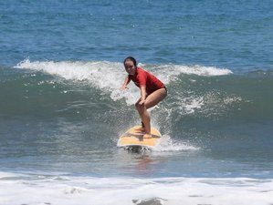 7 Tage Backpacker Surf Camp in Dominical, Puntarenas