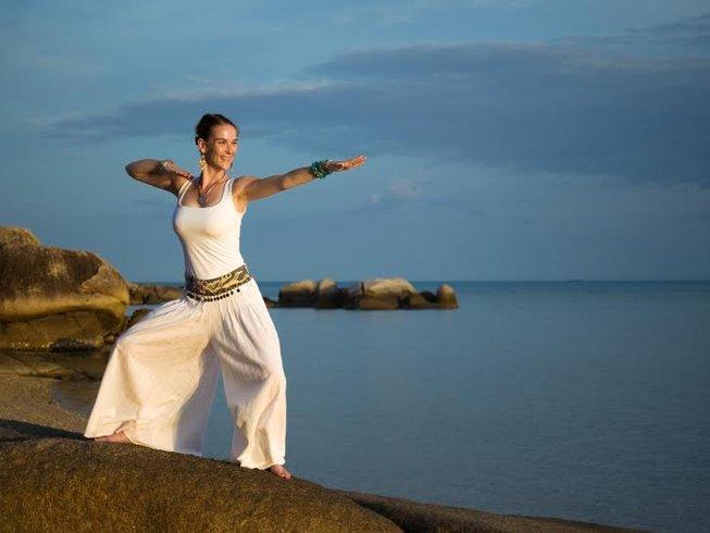 4 Days Personalized Yoga Retreat in Ibiza