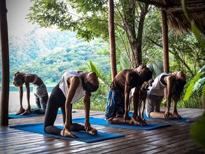 4 Days Vegan Private Yoga Retreat in Laguna de Apoyo, Nicaragua