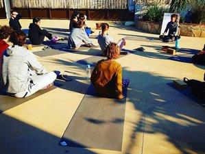 7 Day Learn Spanish and Yoga Retreat in Costa Brava, near Barcelona
