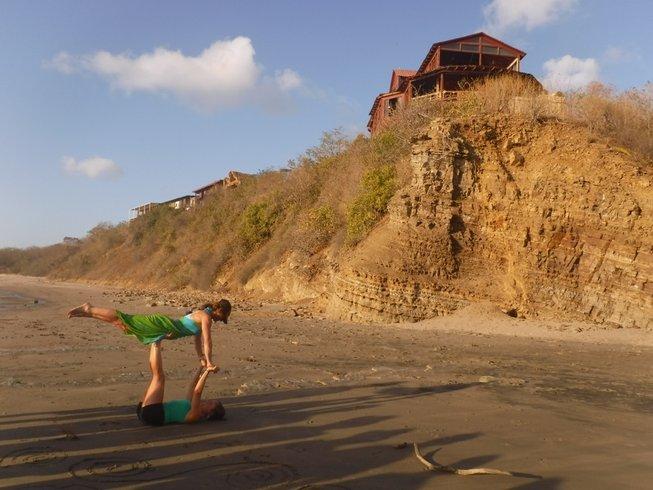 10 Tage Yoga Retreat in Playa del Secreto, Mexiko
