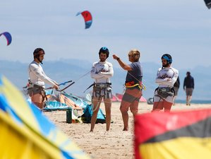 7 Days Unforgettable Kitesurf Camp Experience in Tarifa, Spain