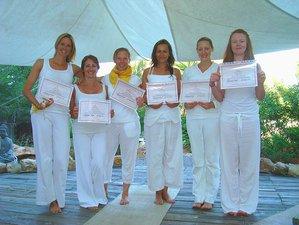 20 Days 200-Hour Yoga Teacher Training in Ibiza, Spain