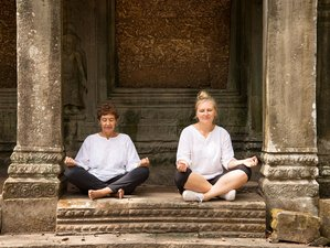 8 Days Spiritual Energy Healing Yoga Retreat in Cambodia