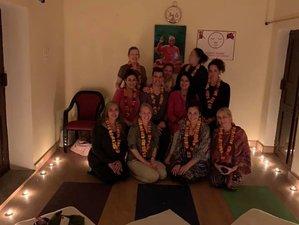 10 Day Healing Yoga and Meditation Yoga Retreat in Rishikesh