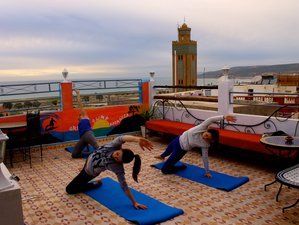 8 Day Unique Yoga, Surf, and Kitesurf Combination Camp in Tamraght, Agadir