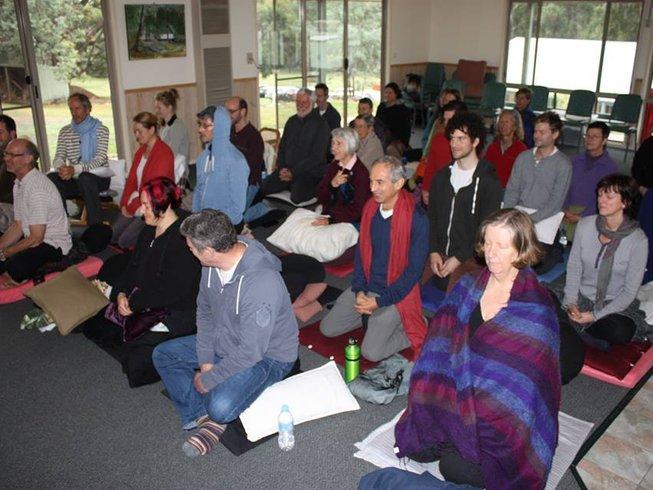 4 Days Silent Meditation Retreat in Perth, Australia