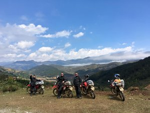 13 Days North Vietnam Guided Off-road Motorbike Tour