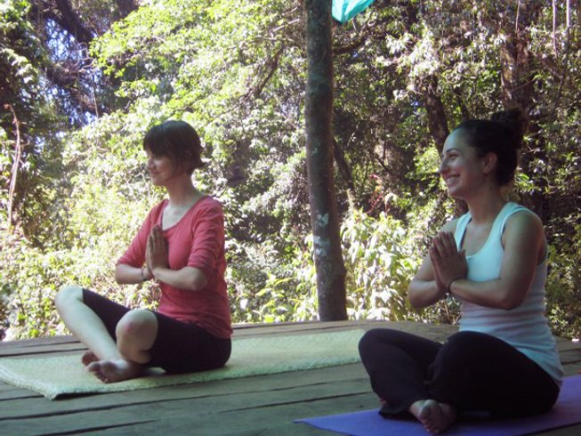 9 Days Yoga and Soul Mythic Journey in Sacred Valley