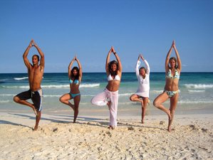 14 Days Fitness and Hot Yoga Thailand
