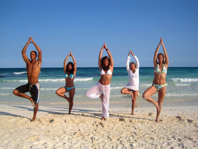 7 Days Fitness and Hot Yoga Retreat in Phuket, Thailand