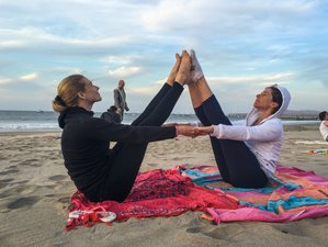 5 Day Women's Kiteboarding and Yoga Holiday in El Ñuro, Northern Peru