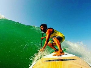 6 Day SUP Surf Camp in Arina Beach, Crete