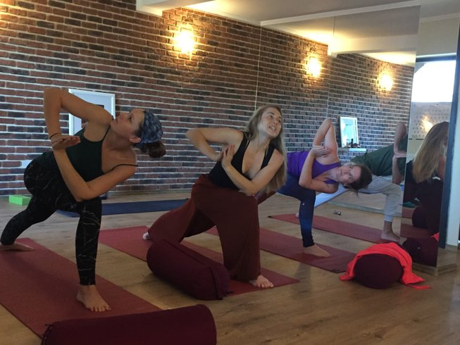 6 days cooking wine tasting and yoga retreat in romania for Yoga and wine retreat