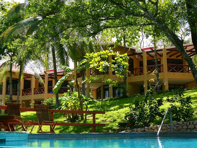 8 Days Yoga Retreat in Costa Rica