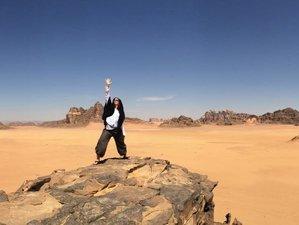 3 Tage Starry Sky Bliss Yoga Retreat in der Wüste in Wadi Rum, Jordanien