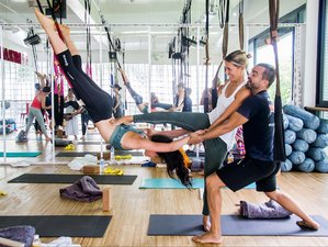 6 Day 50-Hour Aerial and Alignment based Yoga Teacher Training in Ubud, Bali