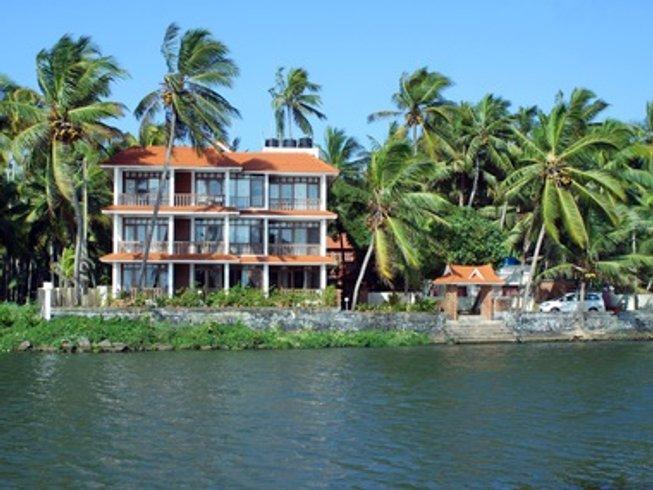 10 Days Mindfulness Meditation and Yoga Retreat in Kerala, South India