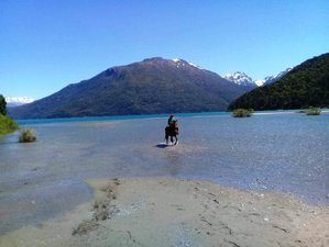 3 Days Horse Riding Holiday in Northern Patagonian Andes, Argentina