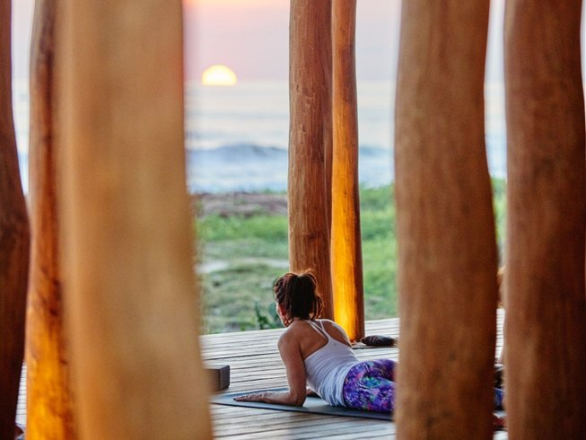 6 Days Conscious Leadership Yoga Retreat in Mexico