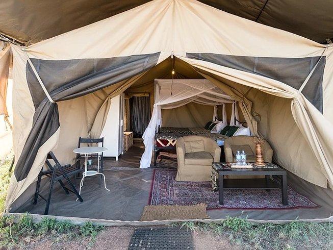 4 Days Wildlife Safari in Tanzania