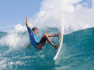 14 Days Exciting Surf Camp in Cabarete, Dominican Republic
