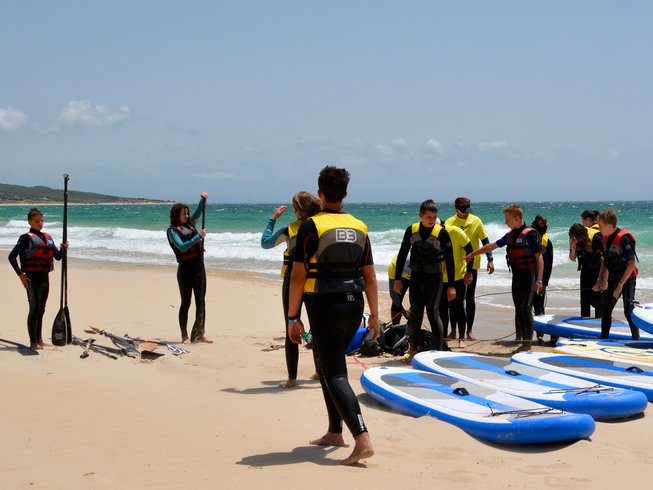 7 Days Group Multi-Activity and Kitesurf Camp in Tarifa, Spain