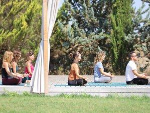 8 Tage Healing Retreat und Therapeutisches Yoga mit Bodhi Akilesh auf Mallorca, Balearen