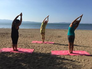 8 Day Vinyasa and Yin Yoga with Love and Support in Kalloni, Lesbos