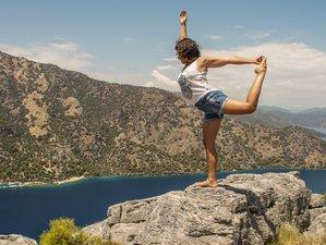 7 jours en croisière de yoga et randonnée à Gocek Bay, Turquie