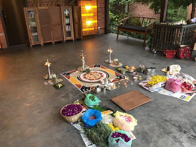 10 Tage Yoga Retreat in Kerala, Indien mit Sal Flynn