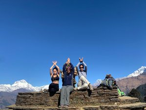 10 Day Ghorepani Poonhill Trek and Yoga Holiday in Kathmandu