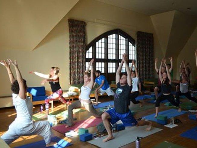 10 Days Immersion Yoga Retreat in Thailand