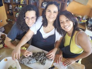 8 Day Healthy Cooking Week with Yoga Sessions in Tepoztlan, Morelos